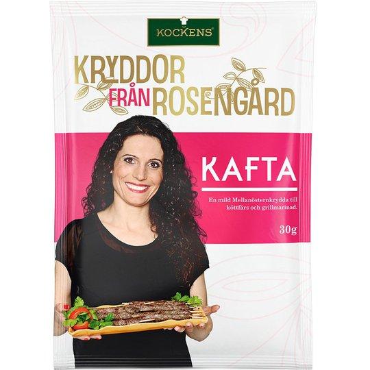 """Kryddblanding """"Kafta"""" 30g - 61% rabatt"""