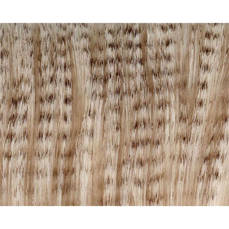Super Select Special Color Craft Fur Grizzly Brun
