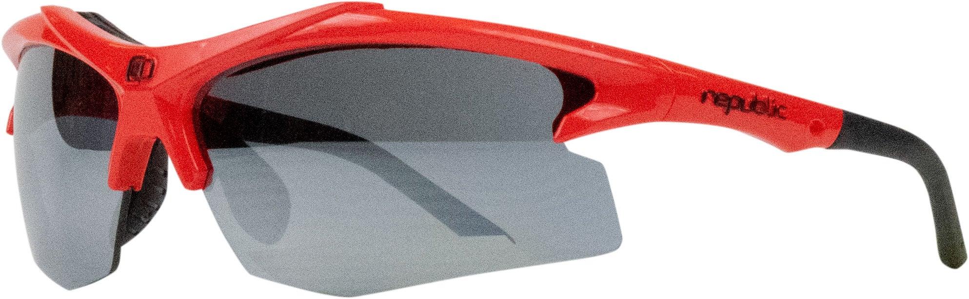Republic Sportglasögon R100, Röd S