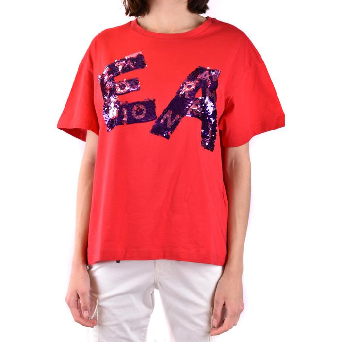 Emporio Armani Women's T-Shirt Red 189094 - red 36