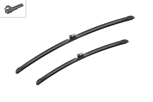 Flatbladesats A072S 600/480
