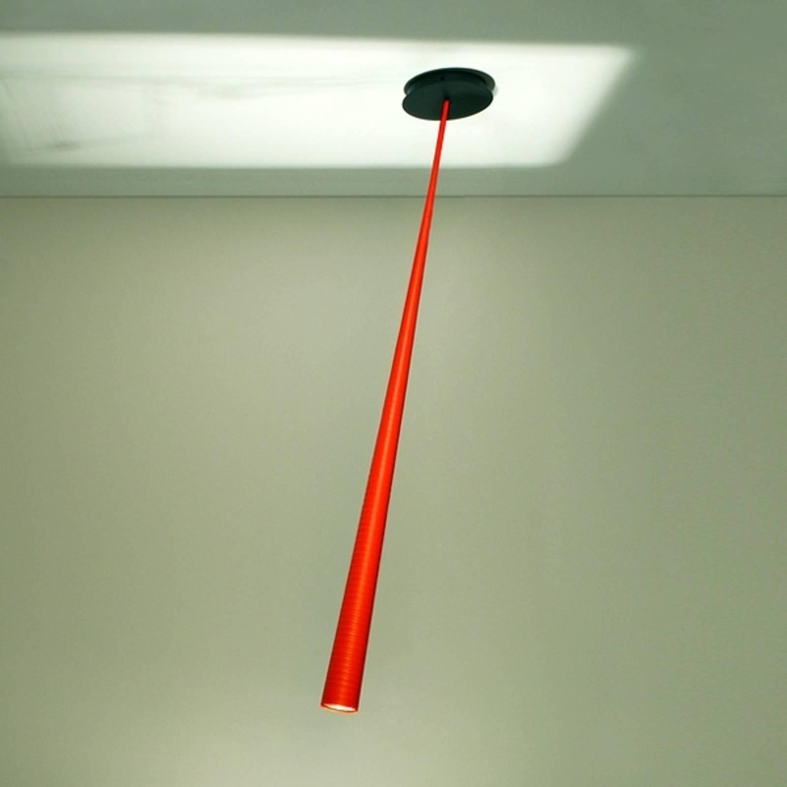Drink Color -design-riippuvalo, oranssi, 175 cm