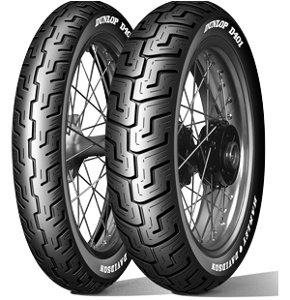 Dunlop D401 F S/T H/D ( 100/90-19 TL 57H M/C, etupyörä )