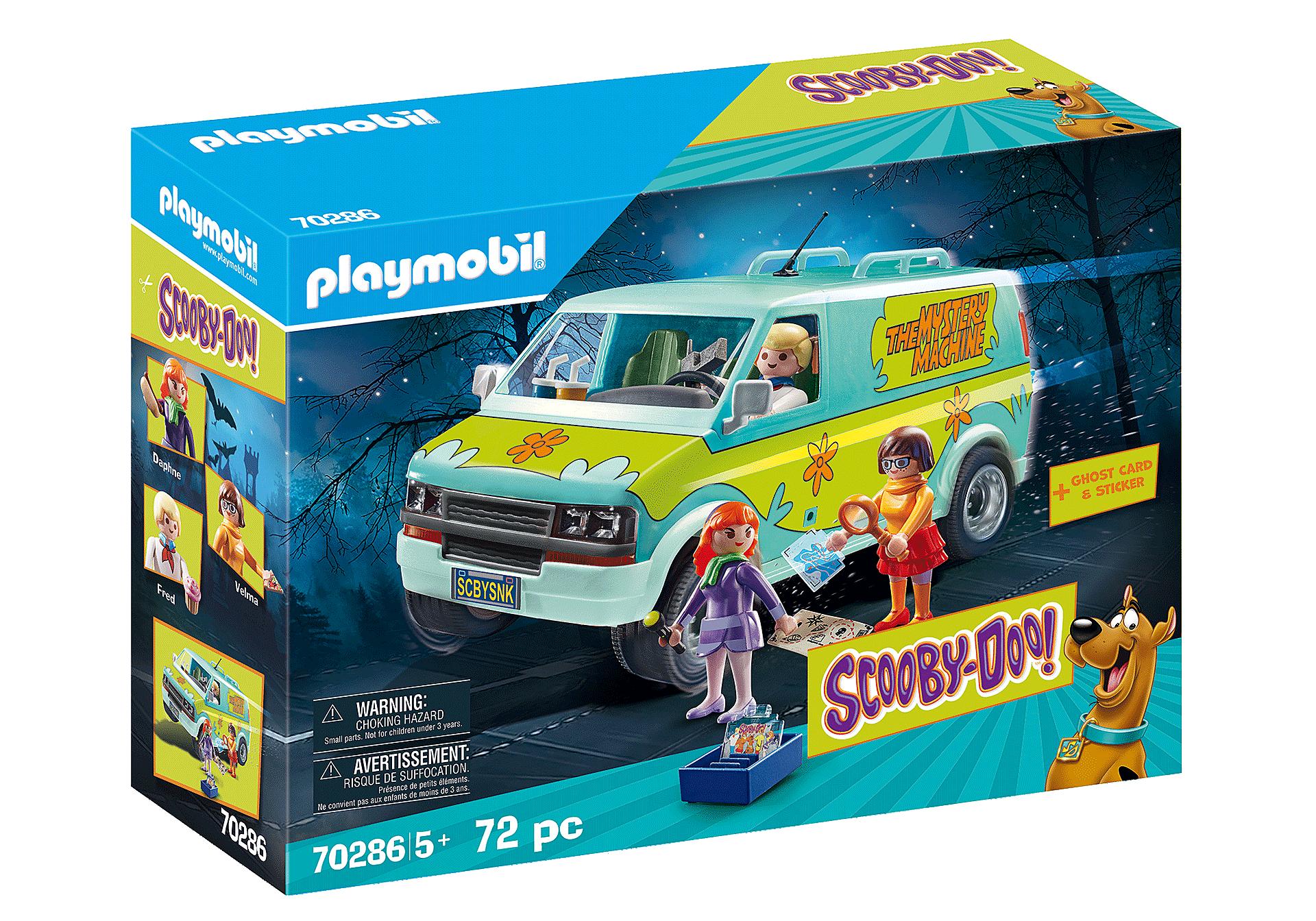 Playmobil - Scooby-Doo - Mystery Machine (70286)