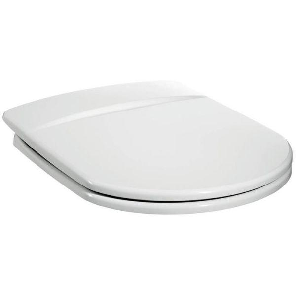 Gustavsberg Logic WC-sete hvit, softclose