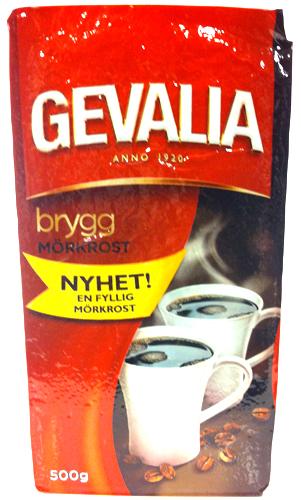 Kaffe Brygg Mörkrost - 43% rabatt