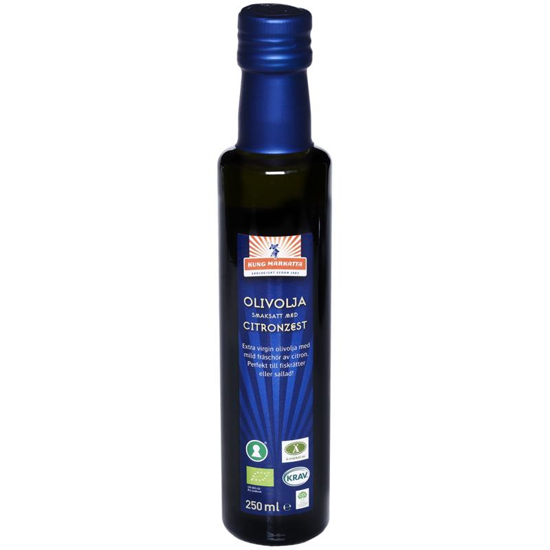 Eko Olivolja Citronzest 250ml - 47% rabatt