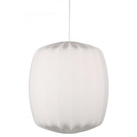 Prisma Taklampe Hvit 55 cm