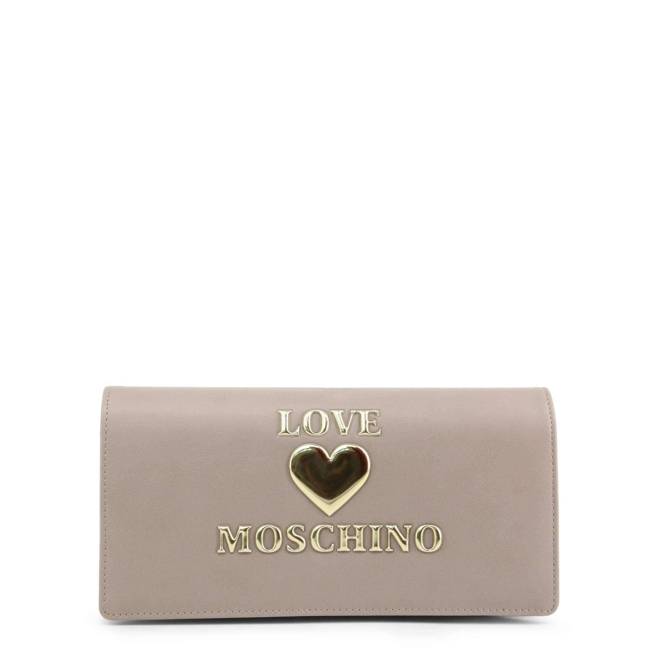 Love Moschino Women's Clutch Bag Various Colours JC5612PP1BLE - grey NOSIZE