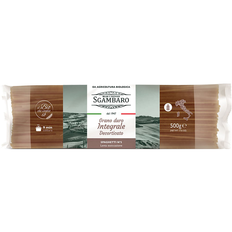 Spaghetti Intergale 500g - 62% rabatt