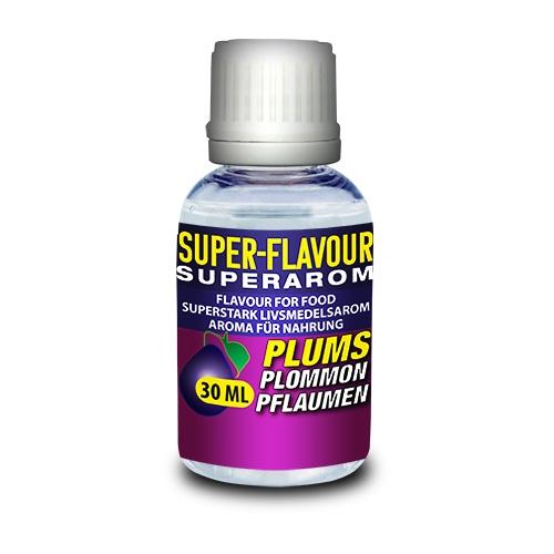 Superarom Plommon 30ML