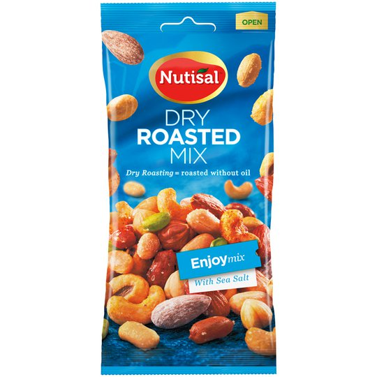 Nötmix Salted - 0% rabatt