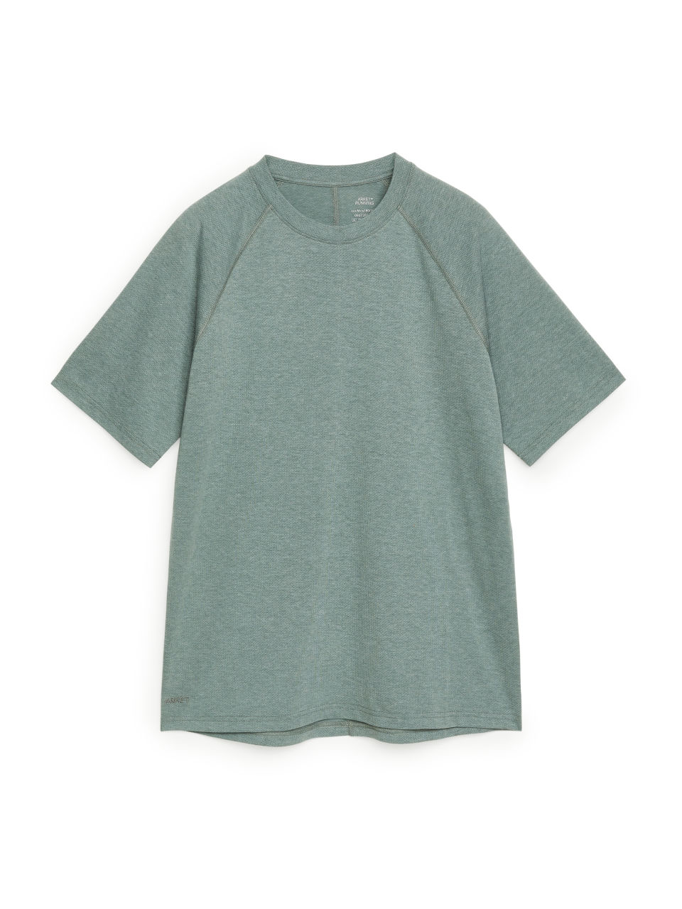Short Sleeve Training T-Shirt - Green