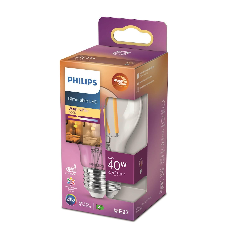 Philips LED Classic 40w norm e27