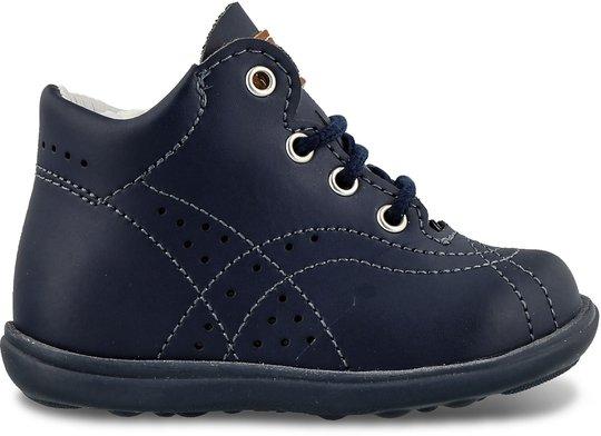 Kavat Edsbro XC Lære å gå-sko, Blue 23