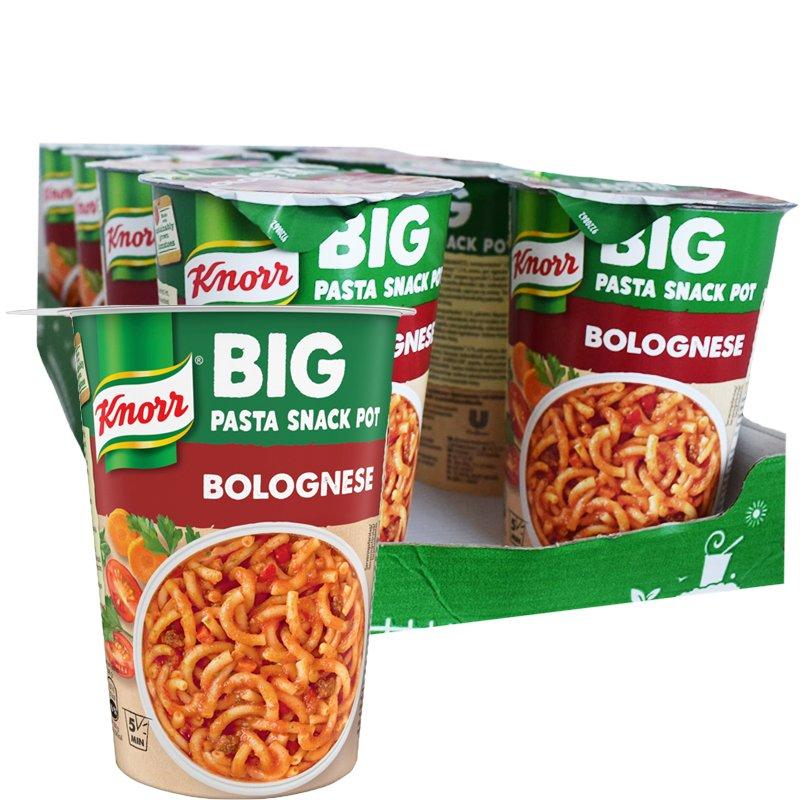 "Laatikollinen ""Pasta Bolognese"" 8 x 188g - 30% alennus"