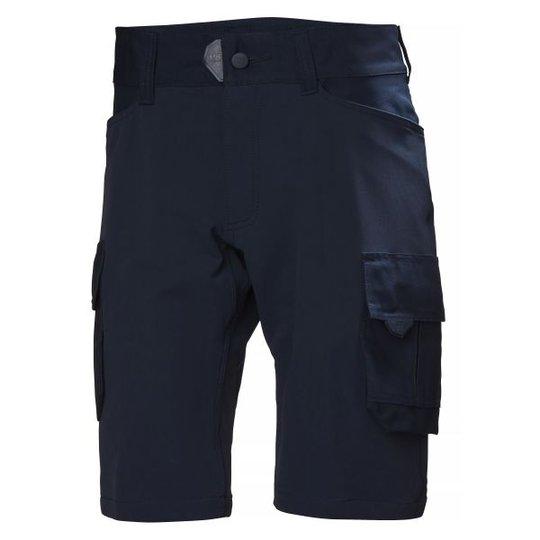 Helly Hansen Workwear Chelsea Evolution Työshortsit tummansininen, YKK vetoketju C44