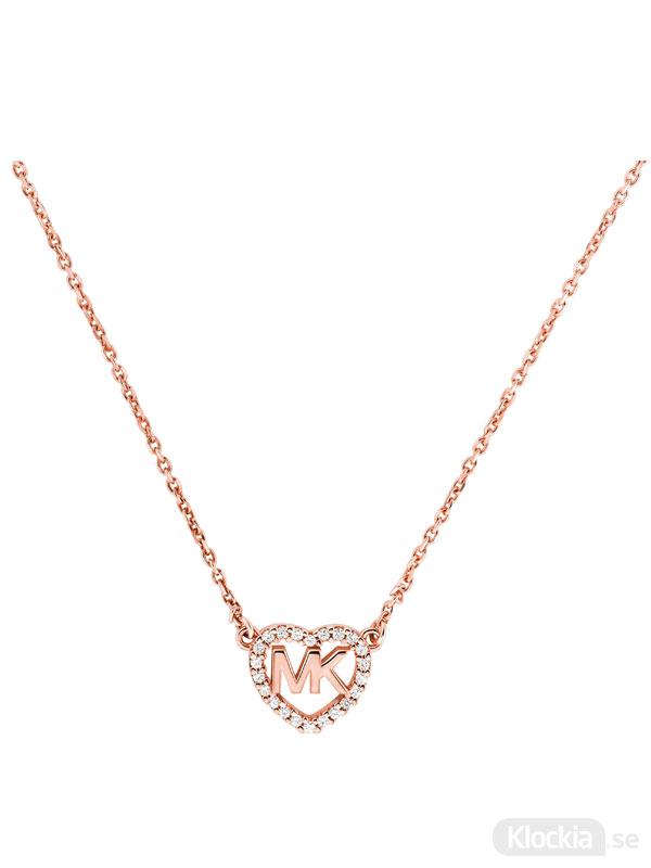 Damsmycke Michael Kors Halsband Hearts MKC1244AN791
