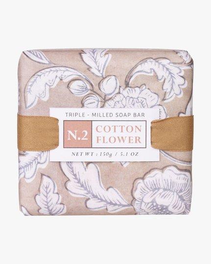 Saippua, Cotton Flower