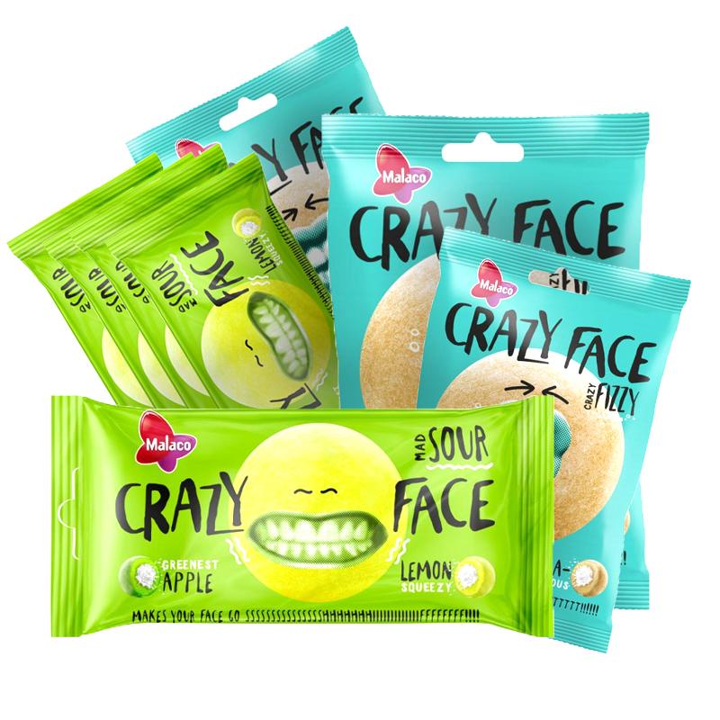 Crazy Sour 8-pack - 60% rabatt