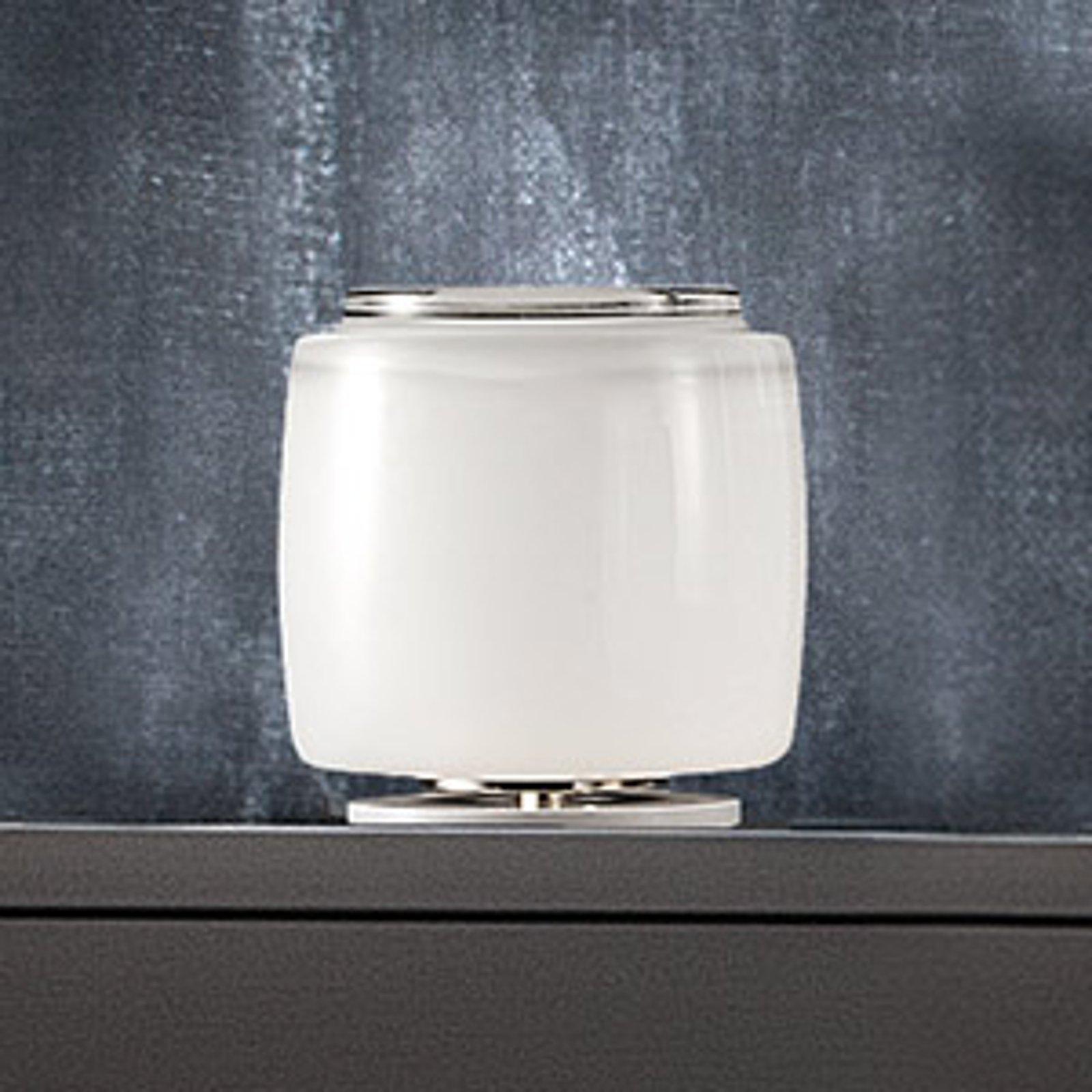 Glassbordlampe Bot