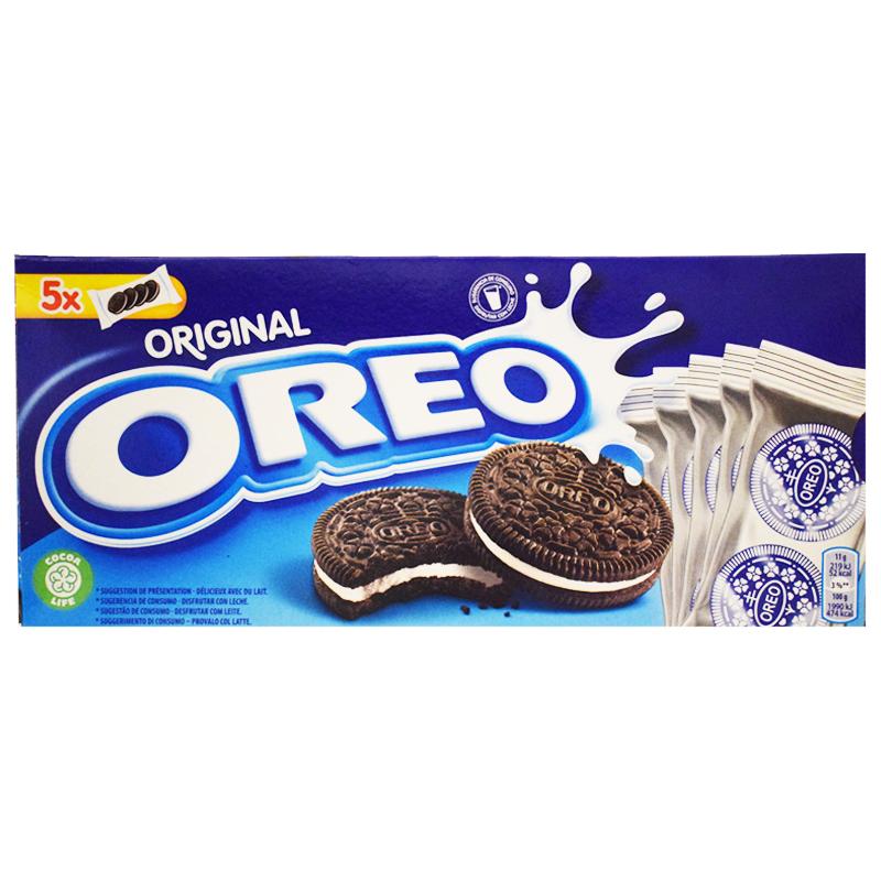 "Kakor ""Oreo Original"" 220g - 43% rabatt"