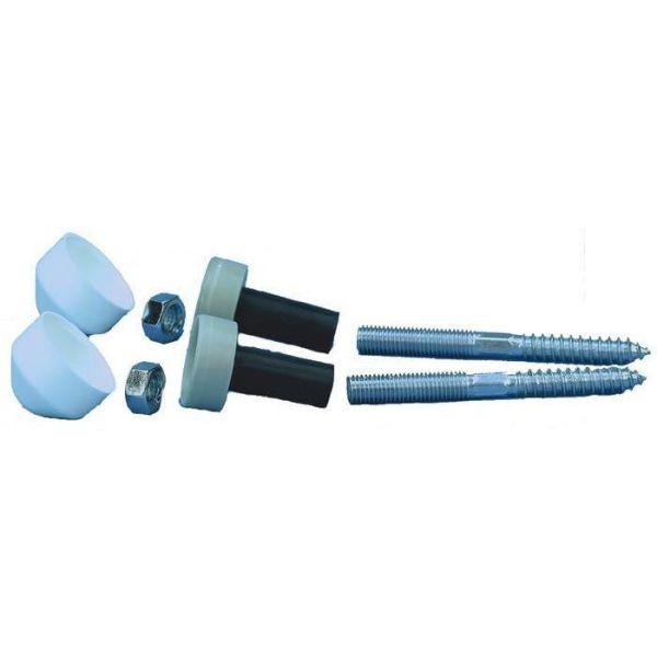 Gelia 3016021072 Monteringssett for vegghengt WC/boltm. vaskeservant