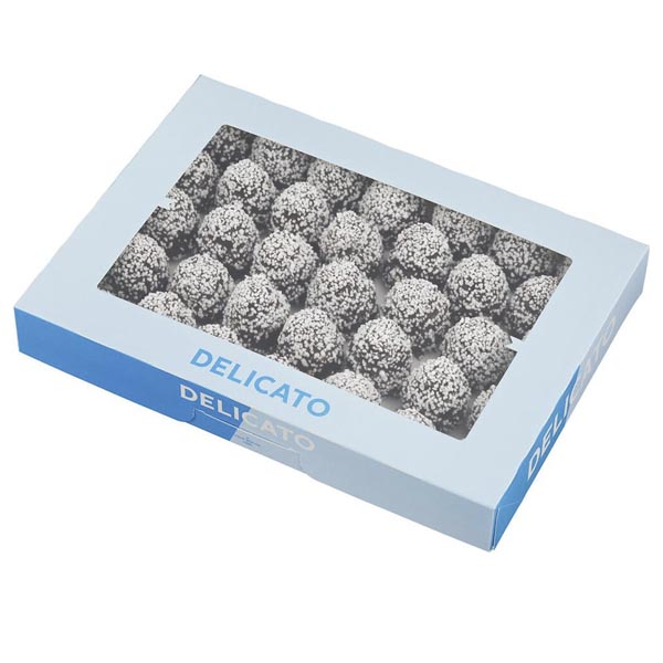 Delicato Pärlbollar 58g x 35-pack