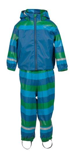 Five Seasons Dala Regnsett, Steel blue, 74-80