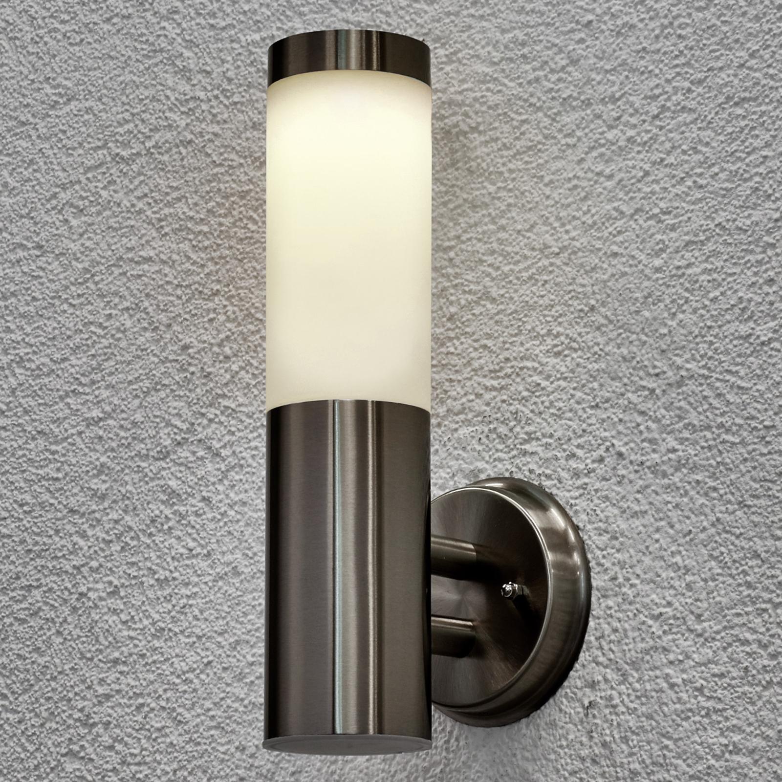 Jolla – aurinkoulkoseinävalaisin LED:eillä