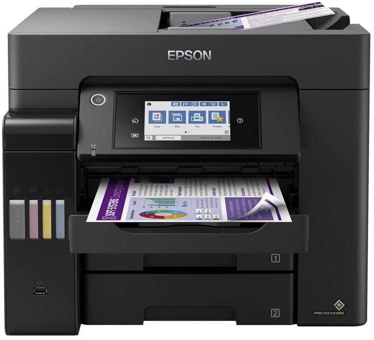 Epson EcoTank ET-5850 Wi-Fi