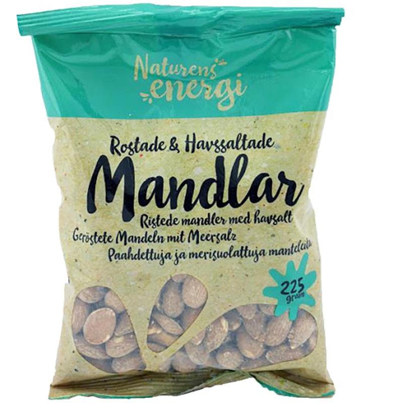 Rostade Mandlar Havssalt - 36% rabatt