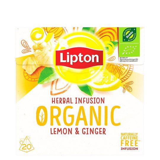 Örtte Citron & Ingefära - 60% rabatt
