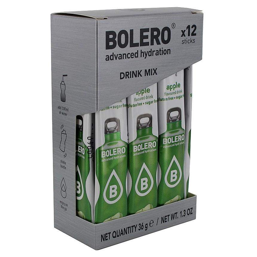 Bolero Snabbdryck Äpple 12-pack