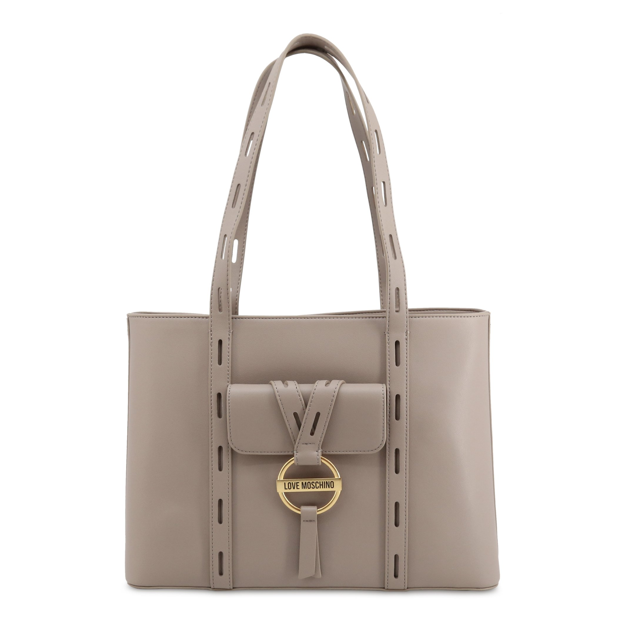 Love Moschino Women's Shoulder Bag Various Colours JC4082PP1BLM - grey NOSIZE