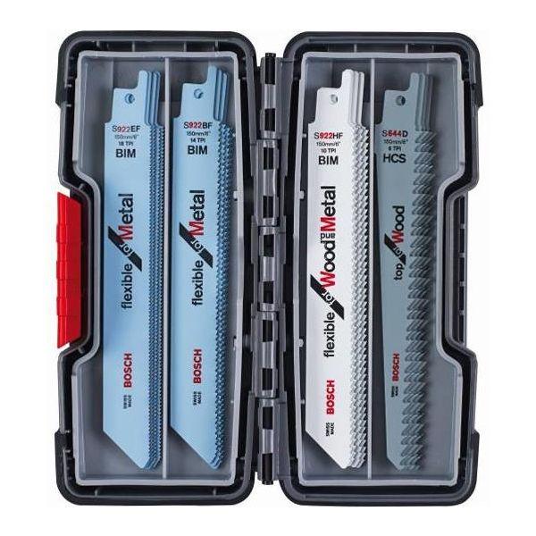 Bosch 2607010902 Tigersagbladsett 20 deler