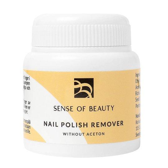 Nail Polish Remover, 50 ml Sense Of Beauty Kynsilakanpoistoaineet