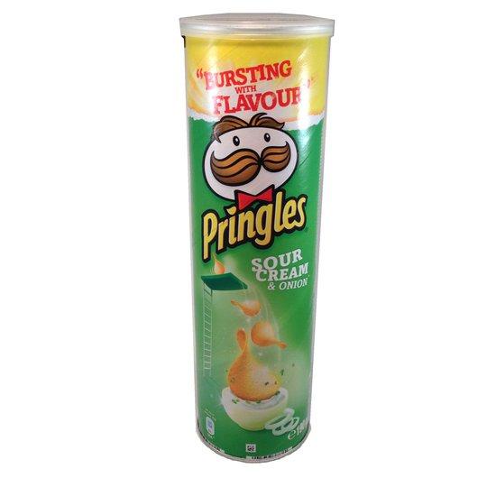Pringles sour cream & onion - 50% rabatt
