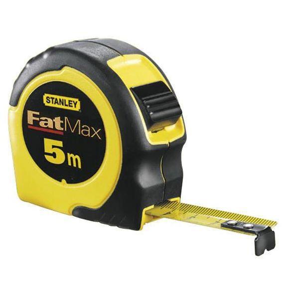 STANLEY FatMax Mini Målebånd 19 mm, 5 meter