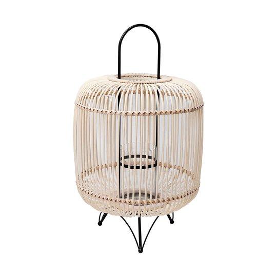 KARE Bamboo -pöytävalaisin 62 cm