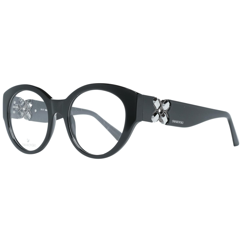 Swarovski Women's Optical Frames Eyewear Black SK5227 50001