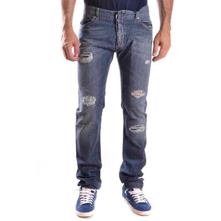 Daniele Alessandrini Men's Jeans Blue 186716 - blue 29