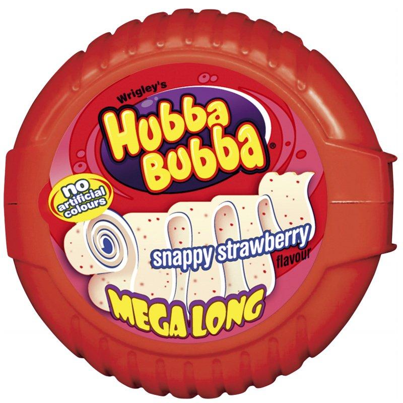 """Tuggummi """"Snappy Strawberry"""" 56g - 46% rabatt"""