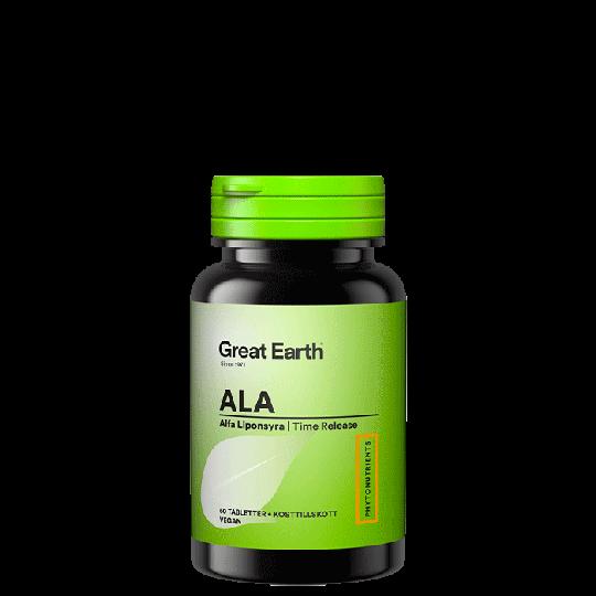 Alfa Liponsyra 300 mg, 60 tabletter