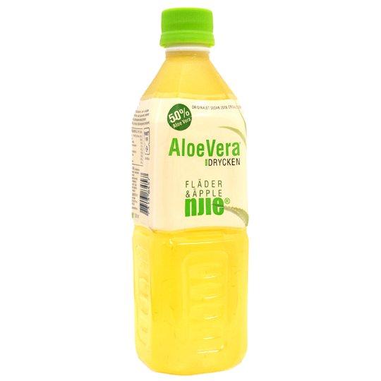 Aloe Vera Dryck Fläder, Äpple - 44% rabatt