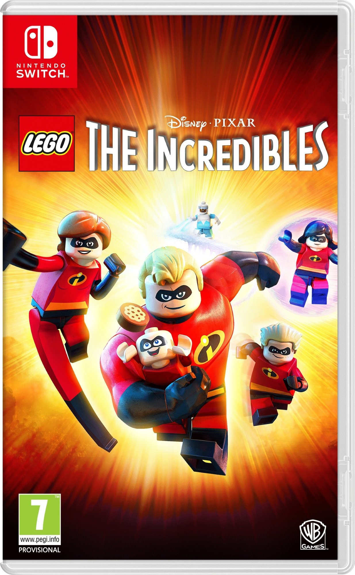 LEGO The Incredibles (UK/DK)