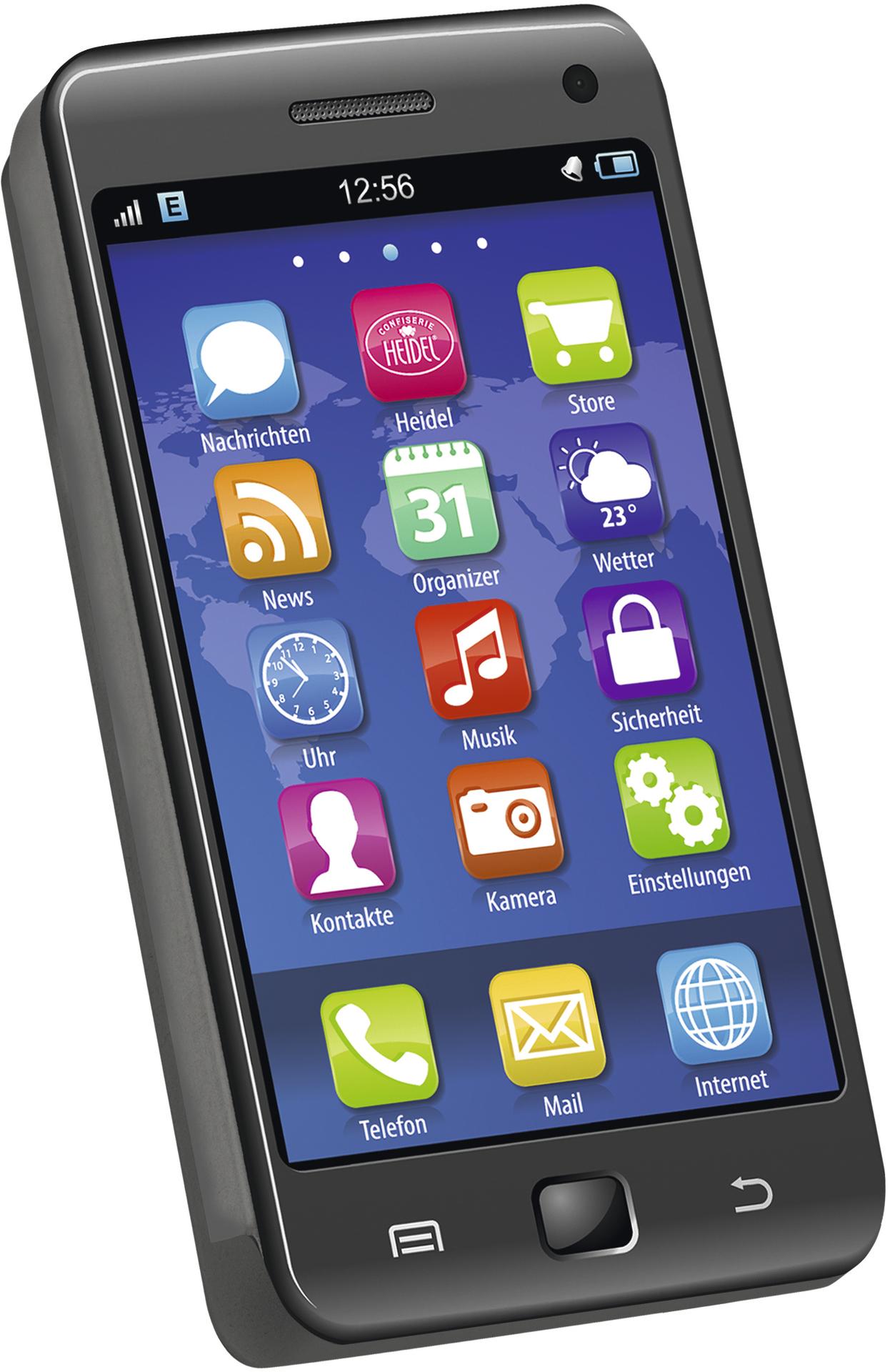 Chocolate Smartphone in tinbox 30g
