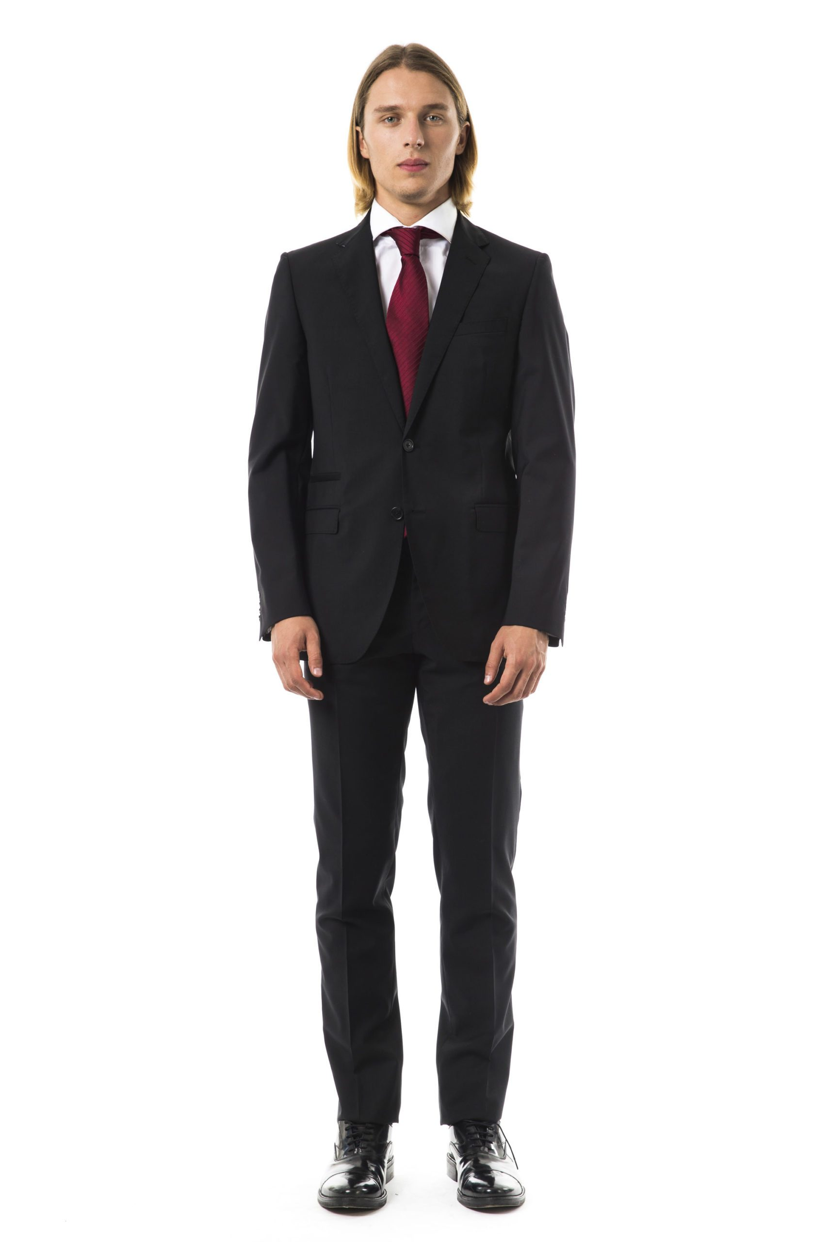 Uominitaliani Men's U Suit Gray UO992352 - IT50 | L