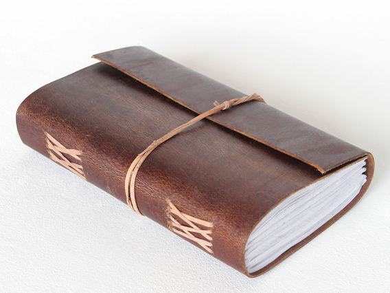 Leather Notebook - Large Large