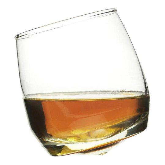 Sagaform - Bar Whiskyglas rundad botten 6-pack